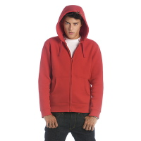 B&C Men Hooded Full Zip 294.42