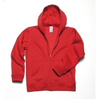 B&C Kids Hooded Full Zip 298.42