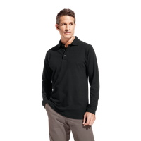 Promodoro Men's Heavy Polo LS 4600