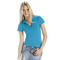 B&C Ladies Polo-T-Shirt 109.42