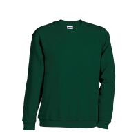 James & Nicholson Round Sweat Heavy Junior 040k