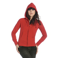 B&C Women Hooded Full Zip 283.42