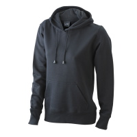 James & Nicholson Ladies' Hooded Sweat 051