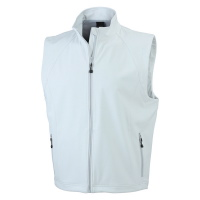 James & Nicholson Men's Softshell Vest 1022