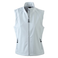 James & Nicholson Ladies' Softshell Vest 1023