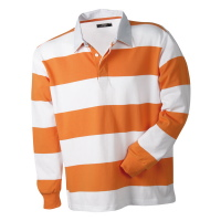 James & Nicholson Rugby Shirt Striped 099