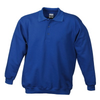 James & Nicholson Polo Sweat Heavy 041